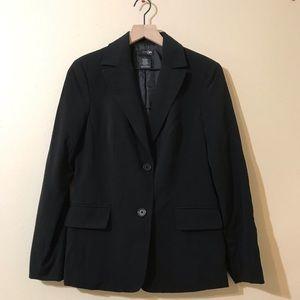 EAST 5th Women's Black Suit blazer size 6